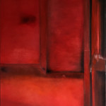 Raum no2 I Öl auf Leinwand I 80 x 100 cm