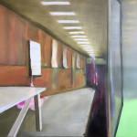 Raum no. 8 I Öl auf Leinwand I 80 x 100 cm
