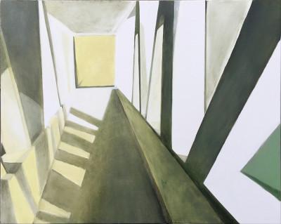 Milano no.02 I Öl auf Leinwand I 80 x 100 cm