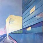 Dresden no.02 I Öl auf Leinwand I 70 x 100 cm