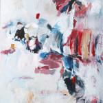 Rhythm-IV I 2013 I Acryl/Kreiden auf Leinwand | 90 x 60 cm