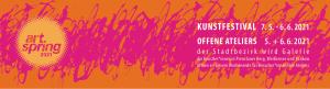 artspring kunstfestival 2021
